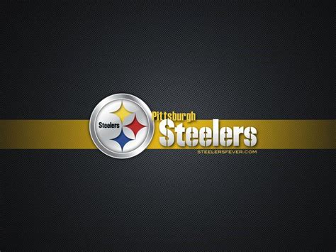 steelers background pittsburgh steelers desktop wallpapers wallpaper cave