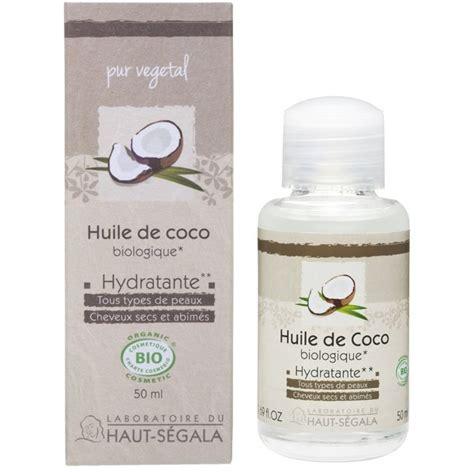 huile de noix de coco huile de beaut 233 pour les cheveux