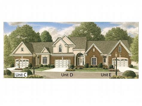 townhouse plans with garage plan 011m 0005 find unique house plans home plans and