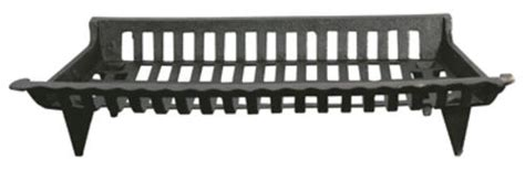 Fireplace Grates Menards by 27 Inch Cast Iron Fireplace Grate At Menards 174