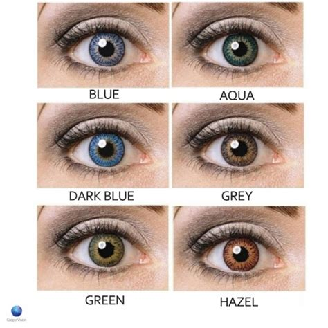 city colored contacts expressions colors contact lenses by coopervision with