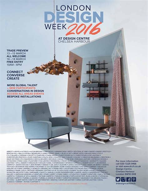 flyer design london london design week 2016 preview residence interior