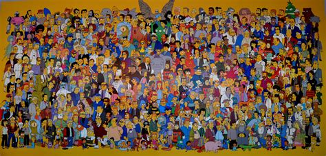 simpsons name the simpsons 457 characters name them if you can