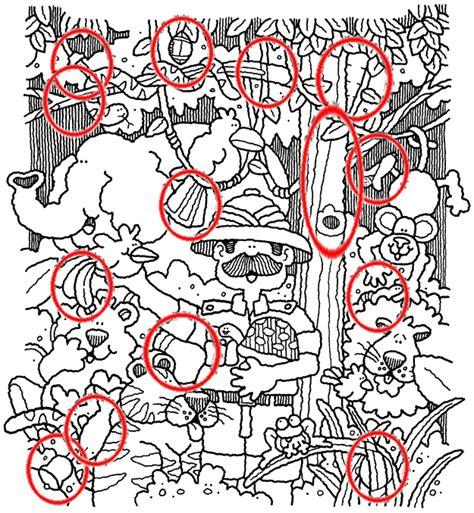 figuras escondidas en las imagen imagenes ocultas dibujos ocultos el blog de nuestra clase