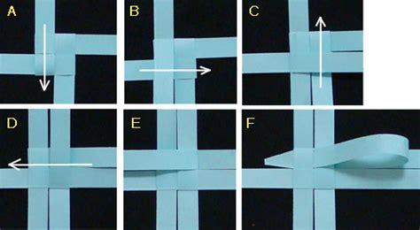 how to make folded ribbon animals moravian star