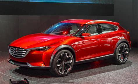 new mazda cx6 mazda close to producing koeru concept news car