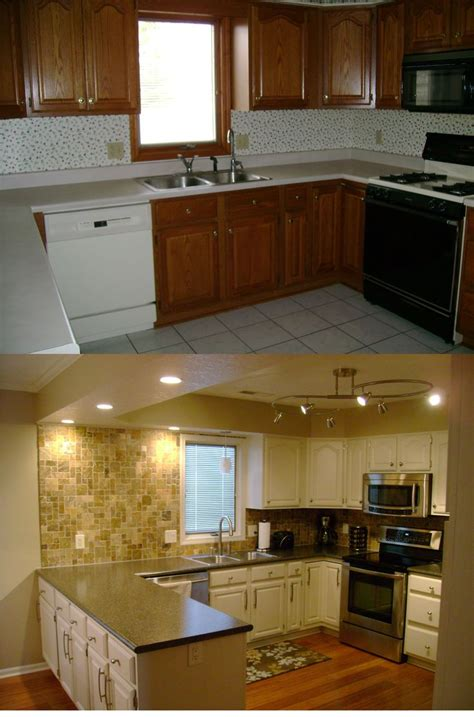 Remodeling Kitchen Cabinets On A Budget by Kitchen Remodel On A Budget Kitchens Pinterest