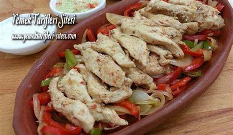 yemek tavuk fajita nefis yemek tarifleri 22 tavuk fajita nefis yemek tarifleri