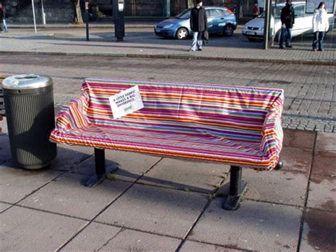 funny benches 12 coolest bench ads bench advertising oddee