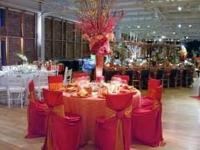 pink and orange together fuschia orange wedding