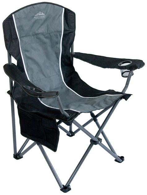big boy chairs big boy xl chair black comfort and style from kmart