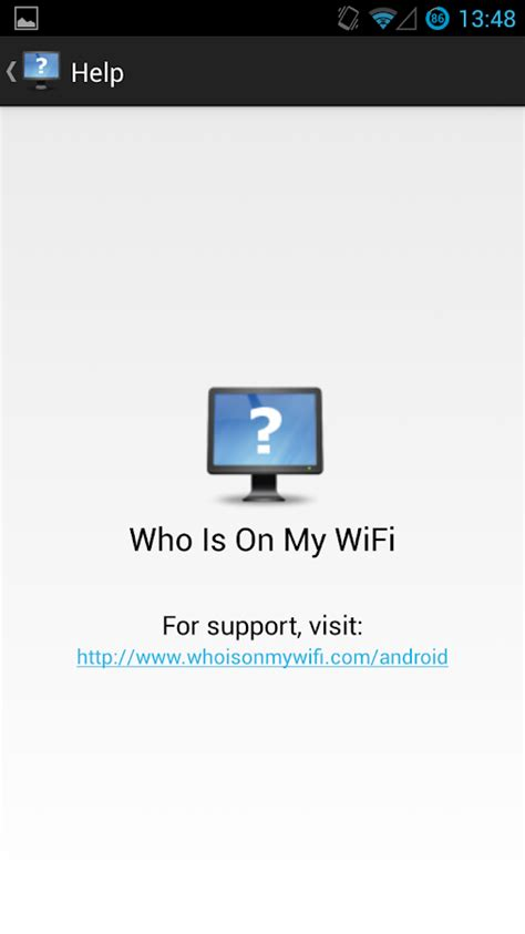 Android Who Is Using My Wifi by Who Is On My Wifi Android Apps On Play