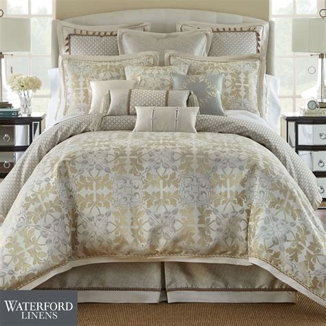 waterford comforter olivette comforter bedding by waterford linens