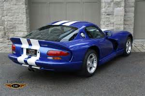 Dodge Viper Gts For Sale 1996 Dodge Viper Gts
