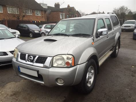 nissan navara 2004 nissan navara 2004 4 global int ltd