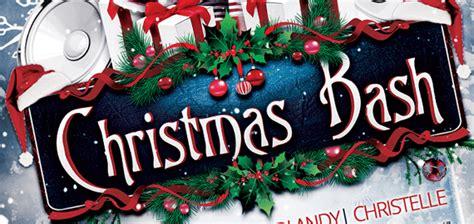 christmas flyer template psd christmas bash inkthemes