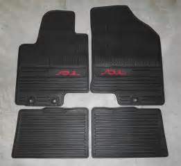 Kia Soul Floor Mats Oem 2010 2011 2012 2013 Kia Soul All Weather Rubber Floor