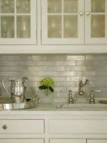 tile backsplash iridescent kitchen backsplash design ideas