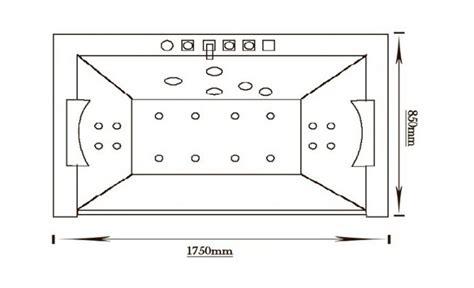 dimension baignoire baignoire d angle 90x90 baignoire kit balneo baignoire