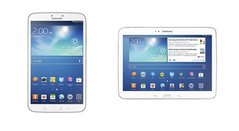 Samsung Tab 3 Asli samsung galaxy tab 3 8 inch and 10 1 inch versions officially announced technology news