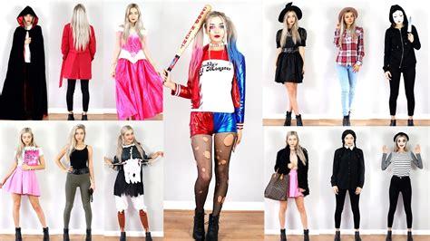 20 costume ideas