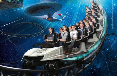 blast    worlds  official star trek ride