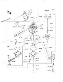 kawasaki atv parts 2003 kvf360 b1 prairie 360 carburetor diagram
