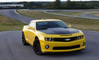 2013 Chevrolet Camaro Ss 1le Car And Driver