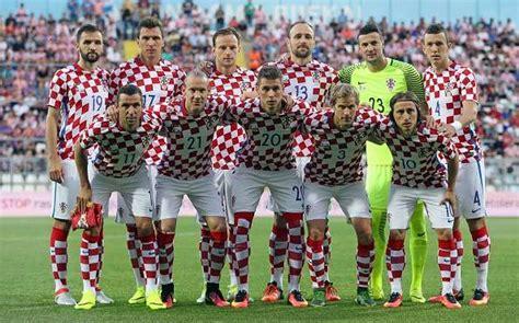Kaos National Football Croatia 01 2016 top 10 football jerseys to look out for