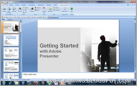 download software untuk membuat video presentasi download adobe presenter 7 full membuat presentasi