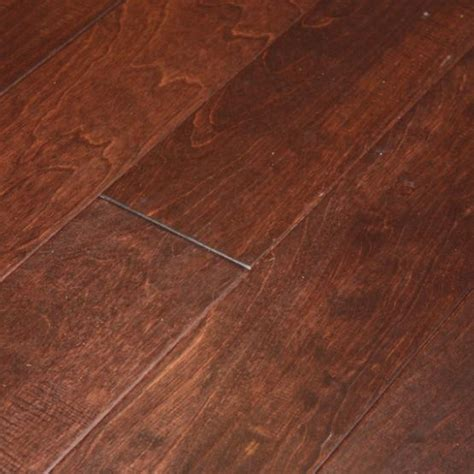 birch toast 3 8 x 5 quot hand scraped click lock engineered hardwood flooring weshipfloors