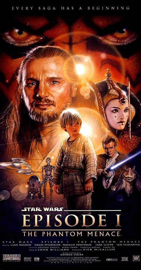 filme stream seiten star wars episode iv a new hope star wars episode i the phantom menace 1999 imdb