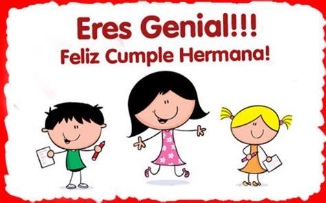 imagenes feliz cumpleaños hermana chistosas feliz cumplea 241 os hermana ツ tarjetas de feliz cumplea 241 os ツ