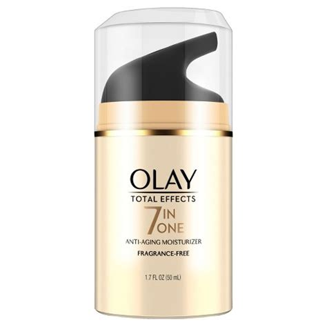 Olay Total Effect Kecil olay total effects anti aging moisturizer fragrance free 1 7 fl oz target