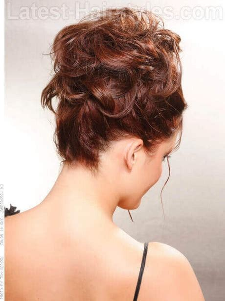casual hairstyles for medium thick hair casual updos for thick hair