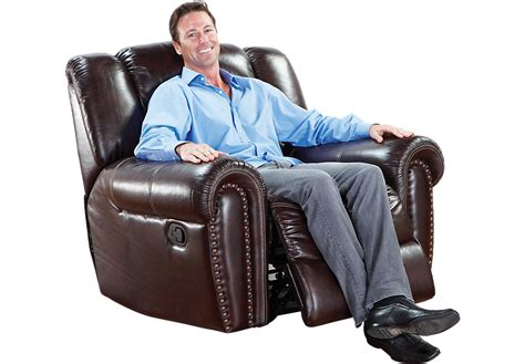 Rooms To Go Recliners by Joshua Brown Rocker Recliner Recliners Brown