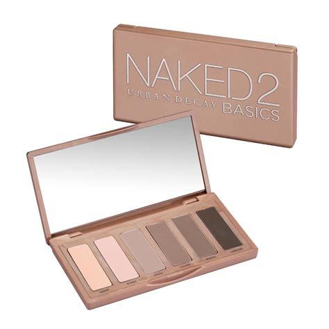 2 Decay Palette Eyeshadow decay naked2 basics eyeshadow palette