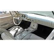 1963 Studebaker Avanti Interior From The Passenger Side