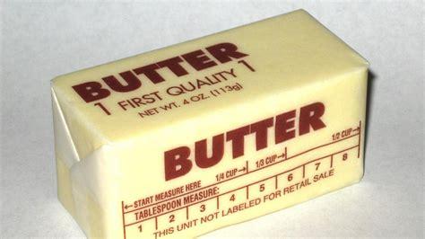 edible wrapper for butter sticks improvevia