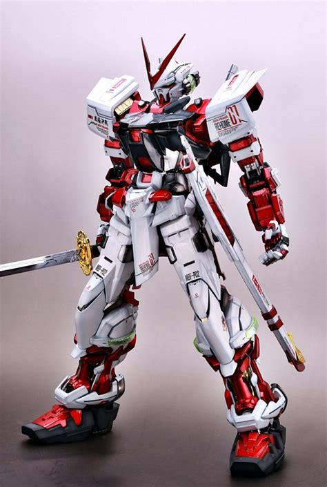 Bandai Metal Build Converge Astray Frame Gundam pg 1 60 gundam astray frame bandai gundam models