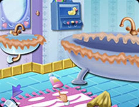 clean up bathroom games elsa bathroom clean up game free online flash games to play dressup121 com