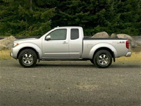2014 Nissan Frontier Specs 2014 Nissan Frontier Sv 4 215 4 King Cab 6 Ft Box 125 9 In