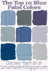 best blue colors art blog for the inspiration place 10 best blue paint
