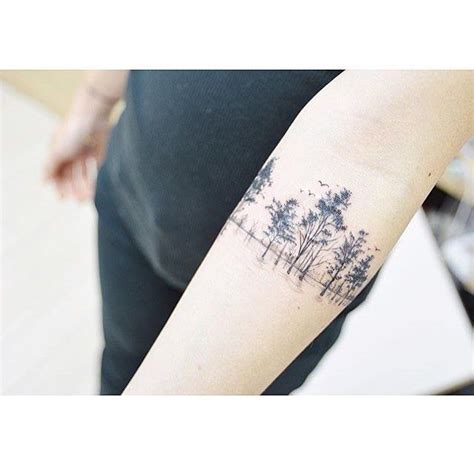tattoo near arm 1000 ideas about forest tattoos on pinterest forest