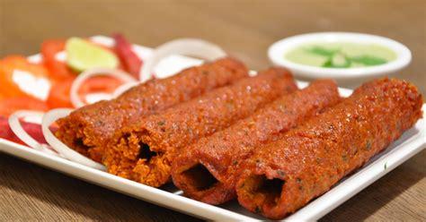 kebab recipe mutton seekh kebab recipe hungryforever food