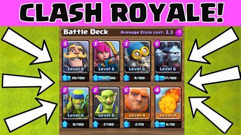 yang membuat game clash of clans 4 hal yang harus diketahui dari game clash of royale