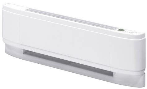 electric baseboard heater with built in thermostat dimplex electromode linear proportional convector