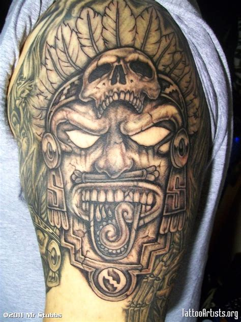 aztec tattoos for men mexican aztec designs memes