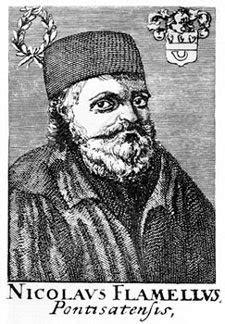 Tudo Sobre Magia e Ocultismo: Nicolas Flamel