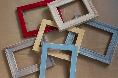 how to frame a print diy vintage frames icing sugar
